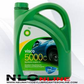 BP Visco 5000C 5W40 4L - 21.45 €