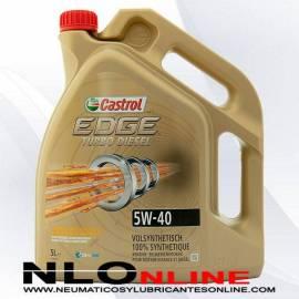 Castrol Edge TITANIUM T.D. 5W40 5L - 34.25 €