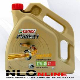Castrol Power 1 10W40 4T 4L - 25,50 €