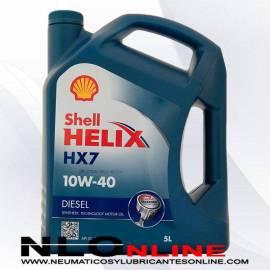 Shell Helix HX7 Diesel 10W40 5L - 21.50 €