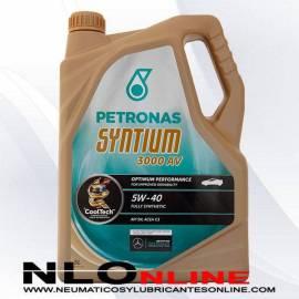 Petronas Syntium 3000 AV 5W40 5L - 22.50 €