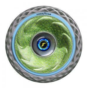 Un neumático que genera Oxígeno