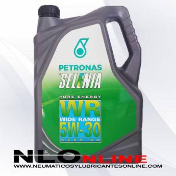 Selenia WR Pure Energy 5W30 5L - 36.50 €