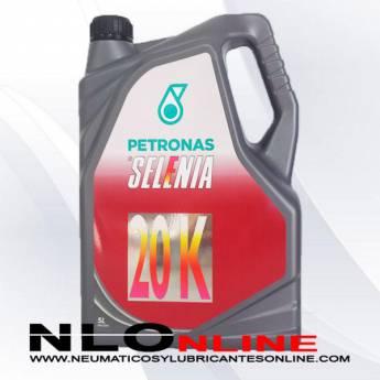 Selenia 20K 10W40 5L - 24.95 €