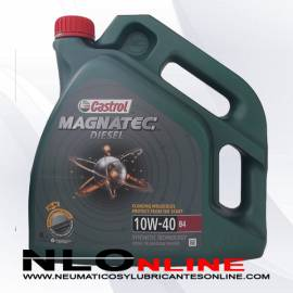 Castrol Magnatec Diesel 10W40 B4 4L - 22.25 €
