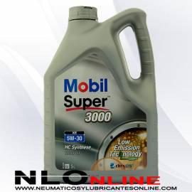 Mobil Super 3000 XE 5W30 5L - 29.95 €