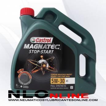 Castrol Magnatec Stop-Start 5W30 A5 4L - 27.50 €