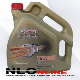 Castrol Edge TITANIUM FST 0W30 4L - 35.50€