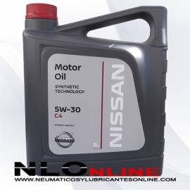 Aceite motor Nissan 5W30 5L