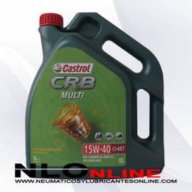 Castrol CRB MULTI 15W40 CI-4/E7 5L - 20.95 €