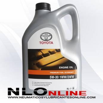 Toyota Premium Fuel Economy 1WW /2WW 5W30 5L -  37.95 €