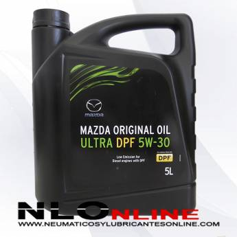 Mazda Original Ultra DPF 5W30 5L - 35.50 €