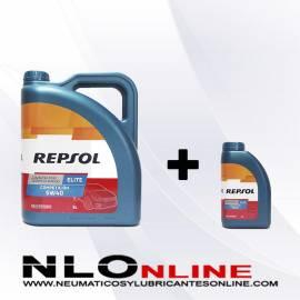 Repsol Elite Competición 5W40 OFERTA 5L+1L