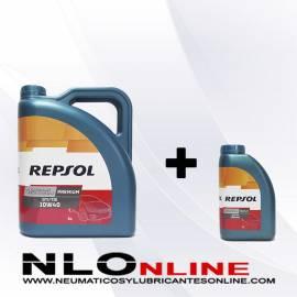 Repsol Premium TDI-GTI 10W40 OFERTA 5L+1L
