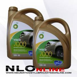 BP Visco 7000 5W30 4L OFERTA X2