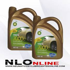 BP Visco 7000 C 5W40 4L OFERTA X2