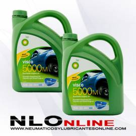 BP VISCO 5000M 5W30 4L OFERTA X2