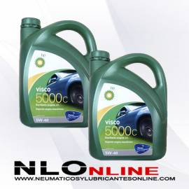 Bp Visco 5000 C 5W40 4L OFERTA X2
