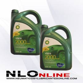 Bp Visco 2000 15W40 5L OFERTA X2