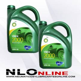 Bp Visco 2000 20W50 5L OFERTA X2
