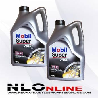 Mobil Super 2000 X1 10W40 5L PACK X2