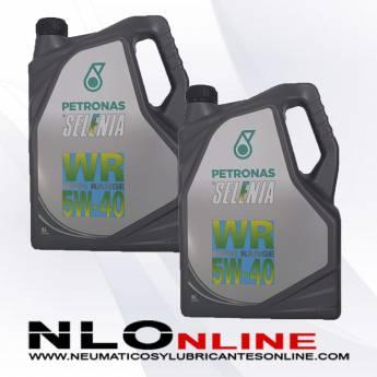 Selenia WR 5W40 Diesel 5L PACK X2 - 59.90 €