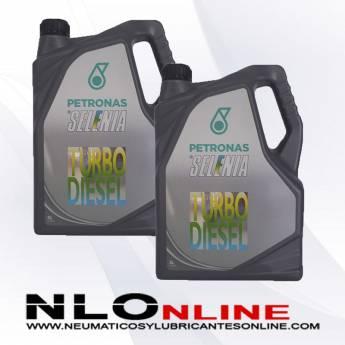 Selenia Turbo Diesel 10W40 5L PACK X2 - 47.00 €