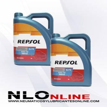 Repsol Elite TDI 5W40 505.01 5L PACK X2 - 45.00 €