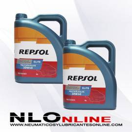 Repsol Elite Multivalvulas 10W40 5L OFERTA X2