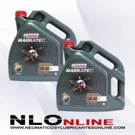 Castrol Magnatec 5W40 C3 4L OFERTA X2