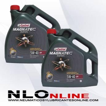 Castrol Magnatec 5W40 DPF 50501 4L PACK X2 - 44.00 €