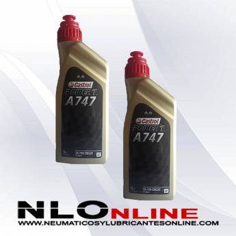 Castrol A747 2T 1L PACK X2 - 30.50 €