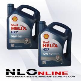 Shell Helix HX7 10W40 5L OFERTA X2