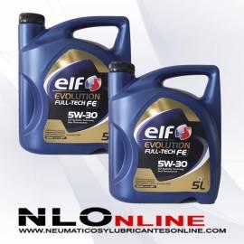 Elf Evolution FULL-TECH FE 5W30 5L OFERTA X2