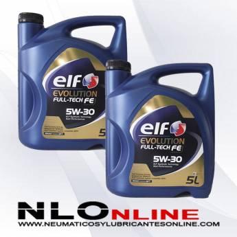 Elf Evolution FULL-TECH FE 5W30 5L PACK X2 - 56.00 €