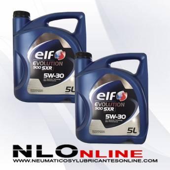 Elf Evolution 900 SXR 5W30 5L PACK X2 - 48.00 €