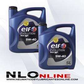 Elf Evolution 900 NF 5W40 5L OFERTA X2