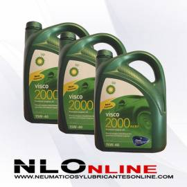 Bp Visco 2000 15W40 5L OFERTA X3