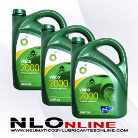 Bp Visco 2000 20W50 5L OFERTA X3