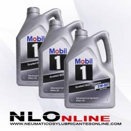 Mobil 1 5W50 FS X1 5L OFERTA X3