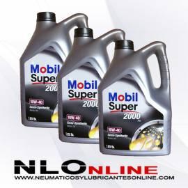 Mobil Super 2000 X1 10W40 5L OFERTA X3