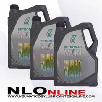 Selenia Turbo Diesel 10W40 5L PACK X3 - 69.00 €