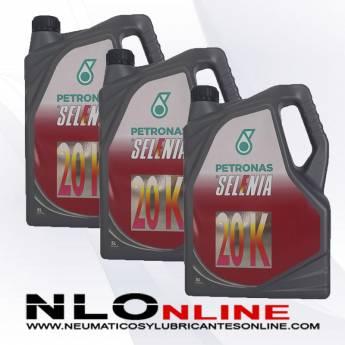 Selenia 20K 10W40 5L PACK X3 - 69.00 €