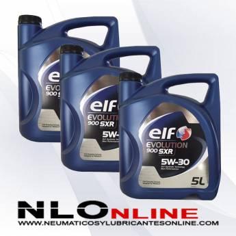 Elf Evolution 900 SXR 5W30 5L PACK X3