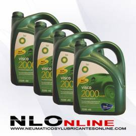 Bp Visco 2000 15W40 5L OFERTA X4
