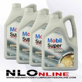 Mobil Super 3000 X1 5W40 5L OFERTA X4