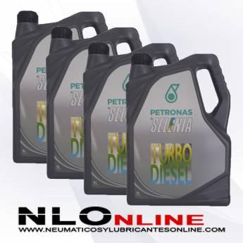 Selenia Turbo Diesel 10W40 5L PACK X4 - 90.00 €
