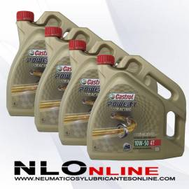 Castrol Power 1 Racing 4T 10W50 4L OFERTA X4