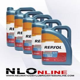 Repsol Elite TDI 5W40 505.01 5L OFERTA X5