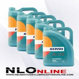 Repsol Elite Evolution 5W40 5L OFERTA X5